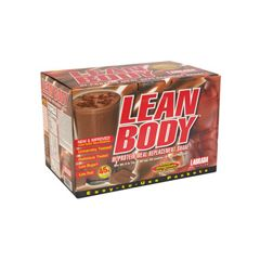 Labrada Nutrition Hi-Protein Meal Replacement Shake, Dutch Chocolate Ice Cream - 20 - 2.75 oz (78 g) packets [3 lb 7 oz (1.56 kg)]